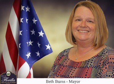 Picture of Beth Burns, Mayor